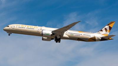 A6-BMI - Boeing 787-10 Dreamliner - Etihad Airways