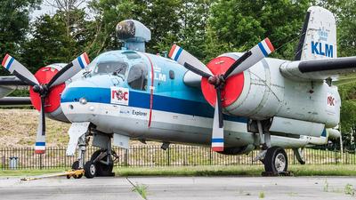 151 - Grumman US-2N Tracker - KLM Royal Dutch Airlines