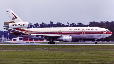 N104WA - McDonnell Douglas DC-10-30(CF) - World Airways
