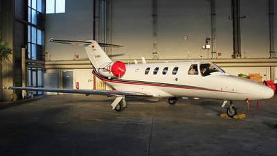 D-IAWU - Cessna 525 Citationjet CJ1 - Private