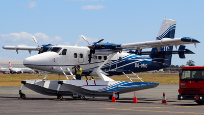 DQ-OMO - Viking DHC-6-400 Twin Otter - Private