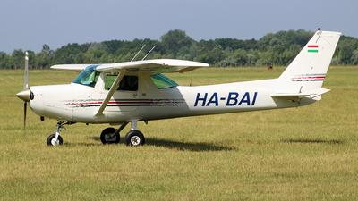 HA-BAI - Cessna 152 - Private