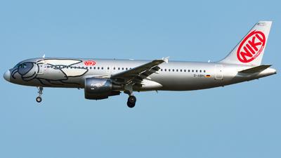 D-ABHL - Airbus A320-214 - Air Berlin (Niki)