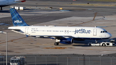 A picture of N516JB - Airbus A320232 - JetBlue Airways - © Andriy Yegorov