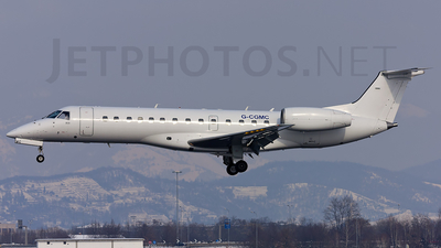 G-CGMC - Embraer ERJ-135ER - Eastern Airways