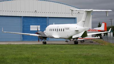 C-GUUW - Beech 1900D - Private