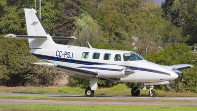 CC-PSJ - Cessna T303 Crusader - Private