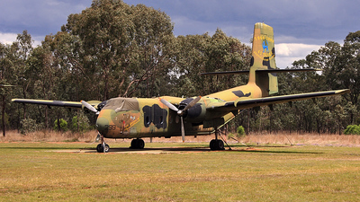 A4-299 - De Havilland Canada DHC-4 Caribou - Australia - Royal Australian Air Force (RAAF)
