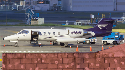 N491RV - Gates Learjet 35A - Private