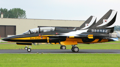 10-0056 - KAI T-50 Golden Eagle - South Korea - Air Force