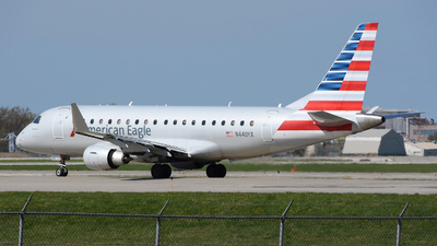 A picture of N440YX - Embraer E175LR - American Airlines - © DJ Reed - OPShots Photo Team