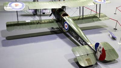 P1341 - Avro 504K - Private