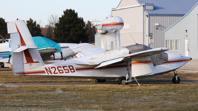 A picture of N265B -  - [25] - © BaszB