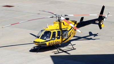 N493PH - Bell 407 - PHI Air Medical