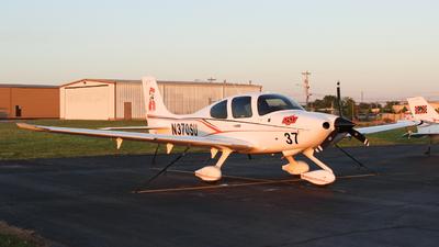 N370SU - Cirrus SR20-G6 - Oklahoma State University
