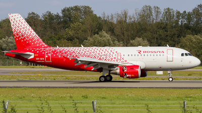 VP-BIV - Airbus A319-115 - Rossiya Airlines