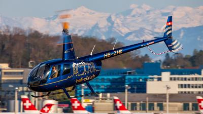 HB-ZHK - Robinson R44 Raven II - Heli-Züri
