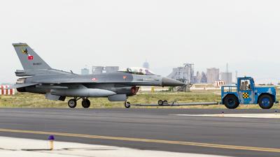 89-0031 - General Dynamics F-16C Fighting Falcon - Turkey - Air Force