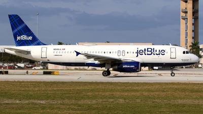 A picture of N508JL - Airbus A320232 - JetBlue Airways - © Eddie Heisterkamp