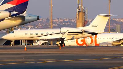 N55PJ - Gulfstream G-IV - Private