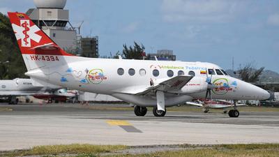 HK-4394 - British Aerospace Jetstream 32 - SARPA - Servicios Aereos Panamericanos