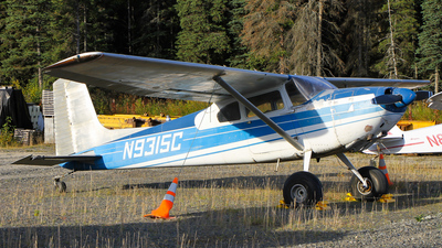 N9315C - Cessna 180 Skywagon - Private