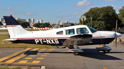 PT-NXS - Embraer EMB-712 Tupi - Aeroclube de São Paulo