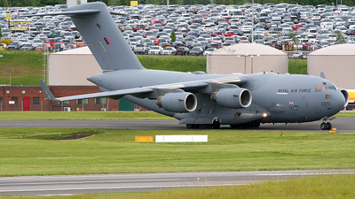 ZZ172 - Boeing C-17A Globemaster III - United Kingdom - Royal Air Force (RAF)