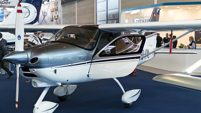 HB-KML - Tecnam P2008JC - Private