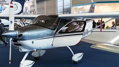 HB-KML - Tecnam P2008JC - Private