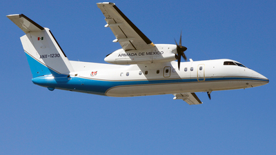 A picture of ANX1230 - De Havilland Canada Dash 8100 -  - © Kukulkan Avia