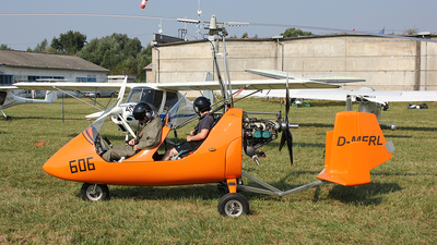 D-MFRL - AutoGyro Europe MTOsport  - Private