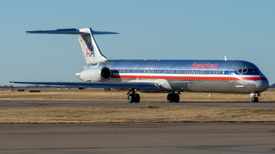 N969TW - McDonnell Douglas MD-83 - American Airlines