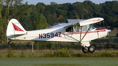 N3594Z - Piper PA-18 Super Cub - Private