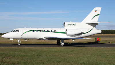D-BJMS - Dassault Falcon 50EX - Private