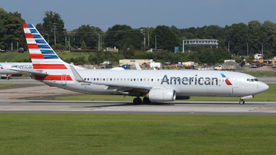 A picture of N884NN - Boeing 737823 - American Airlines - © DJ Reed - OPShots Photo Team