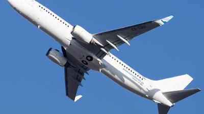 A picture of CSTQU - Boeing 7378K2 - EuroAtlantic Airways - © SlowhanD