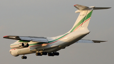 15-2284 - Ilyushin IL-76TD - Iran - Revolutionary Guard