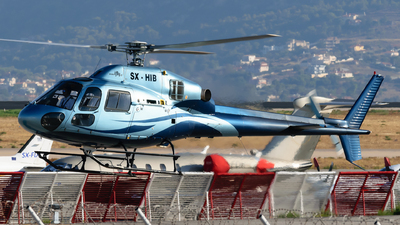SX-HIB - Eurocopter AS 355N Ecureuil 2 - Interjet