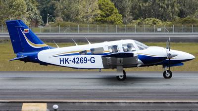 HK-4269-G - Piper PA-34-200T Seneca II - Private