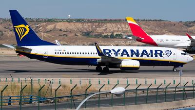 A picture of EIEKM - Boeing 7378AS - Ryanair - © Enrique Rubira