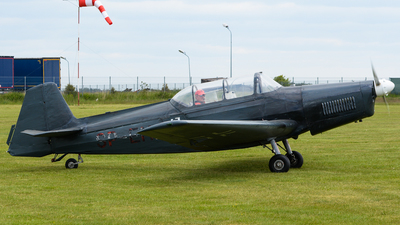 SP-EMR - Zlin 526F - Aero Club - Zamojski