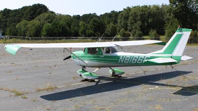 A picture of N8166F - Cessna 150F - [15064266] - © ajwebb