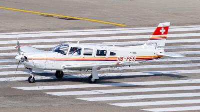HB-PES - Piper PA-32R-301 Saratoga SP - Segel und Motorfluggruppe Grenchen