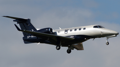 SP-MSG - Embraer 505 Phenom 300 - Private