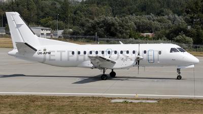 UR-APM - Saab 340B - Air Urga