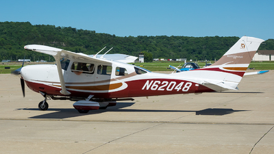 N62048 - Cessna T206H Turbo Stationair - Private