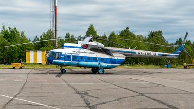 RA-25933 - Mil Mi-8TB Hip - Arkhangelsk Second Aviation Enterprise