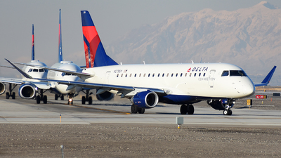 A picture of N279SY - Embraer E175LR - Delta Air Lines - © Michael Rodeback
