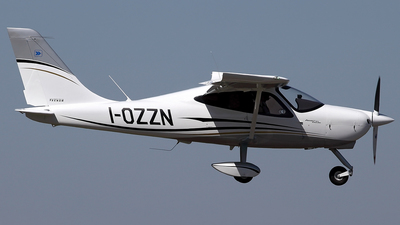 I-OZZN - Tecnam P2008JC MkII - Private